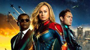 Captain Marvel (กัปตัน มาร์เวล)