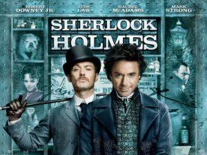 Sherlock Holmes (เชอร์ล็อค โฮล์มส์ ดับแผนพิฆาตโลก)